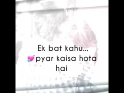 Best Heart Touching video by oyee pagal i...