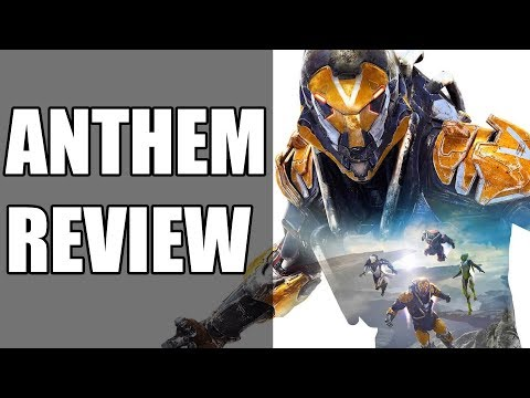 Anthem Review -