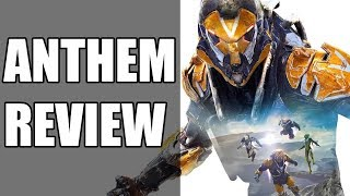 Anthem Review  - Hugely Disappointing
