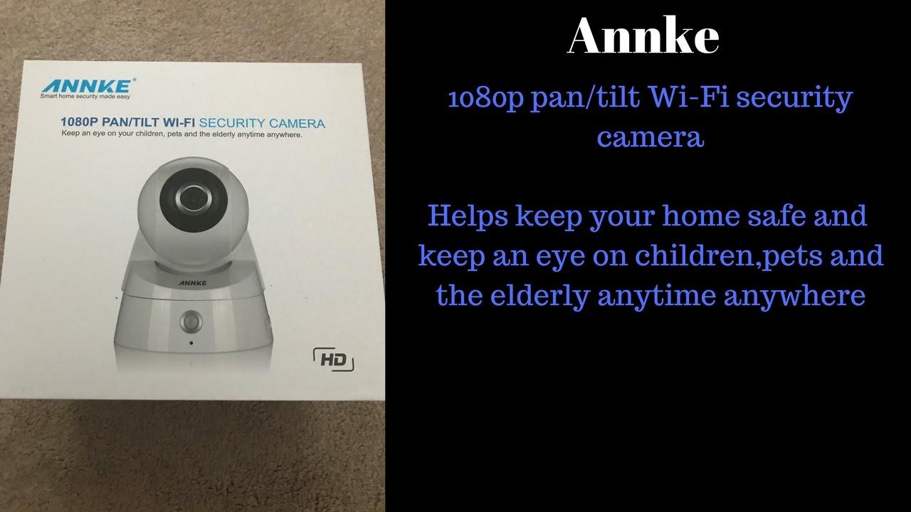 Annke Ip Security Camera 1080p