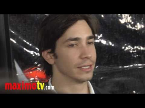 "Justin Long at ""Conviction"" Premiere Arrivals"