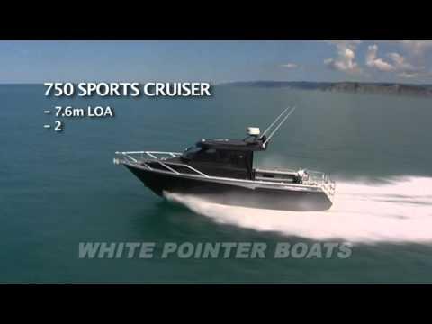 WHITE POINTER BOATS NEW ZEALAND