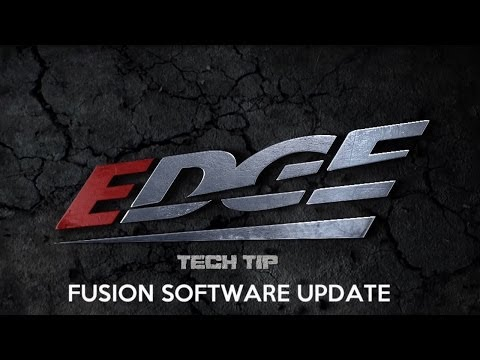 Fusion Software Update