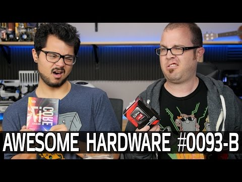 """Awesome Hardware #0093-B: ASUS Tinker Board & ASRock's """"Micro-STX"""" Motherboard"""