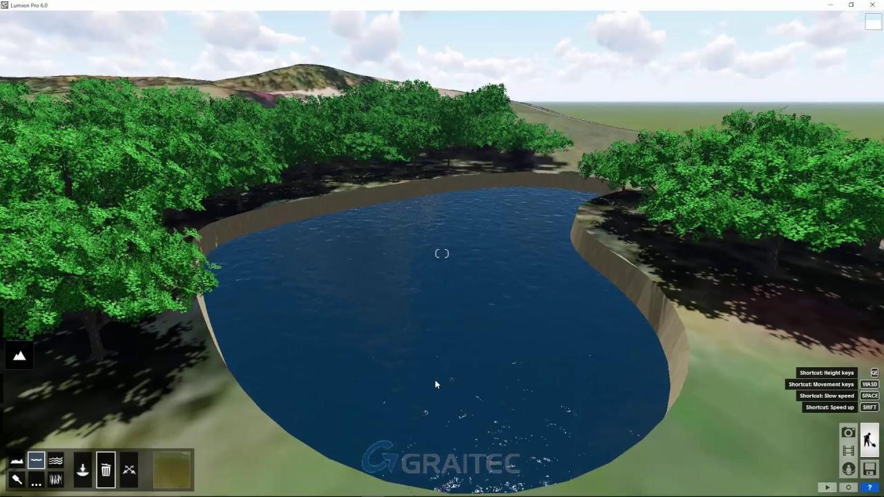 InfraWorks 360 to Lumion – Civil 3DJ's Blog