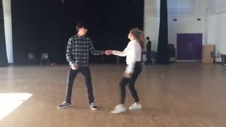 let me buy you a drink duet dance cover