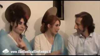 Video Beate noi con Francesca Nunzi e Milena Miconi al teatro dei Satiri download MP3, 3GP, MP4, WEBM, AVI, FLV Oktober 2018