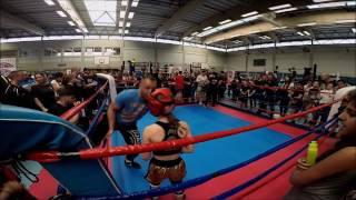 IDM/IGM 2016 -  Thaiboxen Kinder / children Niederlande vs. ??