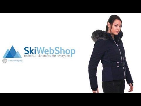 8db892c493 Poivre Blanc - Fake Fur Bontkraag - Ski-jas - Dames - YouTube