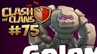 CLASH OF CLANS #75 - VOLL AM ABKOTZEN ★ Let's Play Clash of Clans