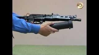 Пистолет-пулемёт ПП-19 «Бизон»