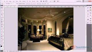 Добавление эффекта освещения в Adobe Photoshop. ч.2 (16/20)