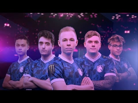 TEAM LIQUID is coming to ESL One NEW YORK