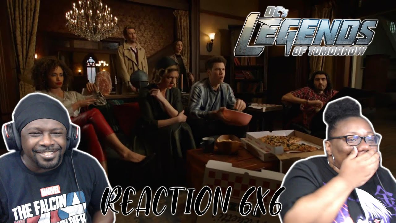 Download Legends of Tomorrow 6x6 REACTION/DISCUSSION!! {Bishop's Gambit}