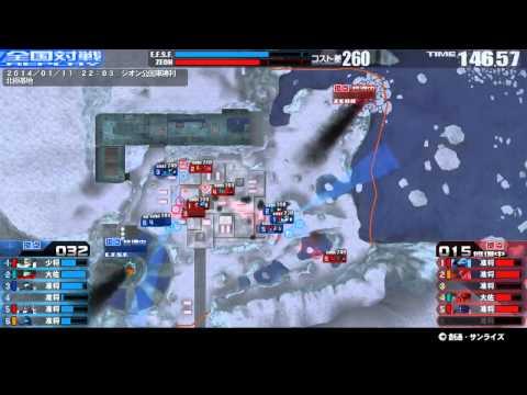 戦場の絆 14/01/11 22:03 北極基地...