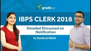 IBPS Clerk Notification 2018: 7275 Vacancies Released!