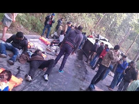 MTV Roadies Crew Meets with an Accident in Darjeeling as Bus Overturns; 12 Injured