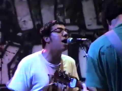 Jenny Piccolo - Godstomper - Benumb - No Less - LIVE at Gilman (1997)