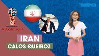 Đường đến World Cup 2018 | IRAN có phải đội tuyển mạnh nhất châu Á?