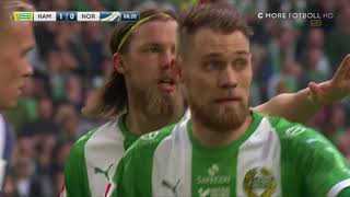 Hammarby IF - IFK Norrköping Omg 4 2018-04-19