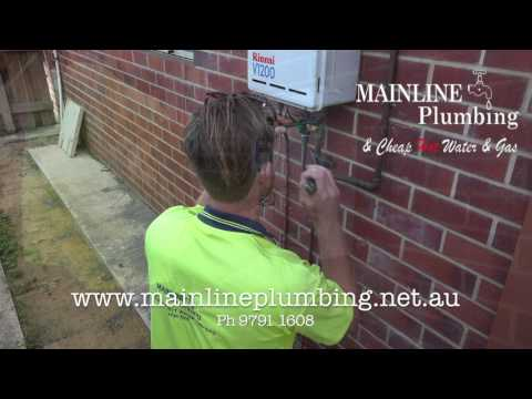 The Trusted name in Plumbing