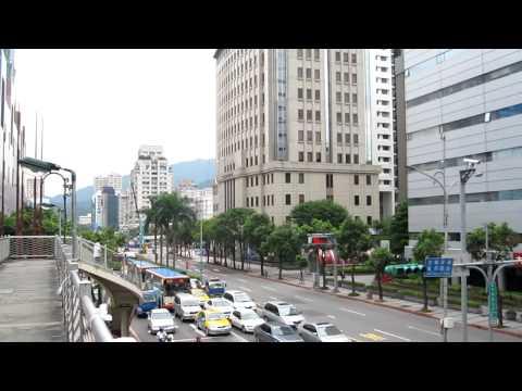 Taiwan, Taipei city center