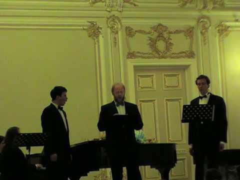 Три русских баса-профундо - Соловей