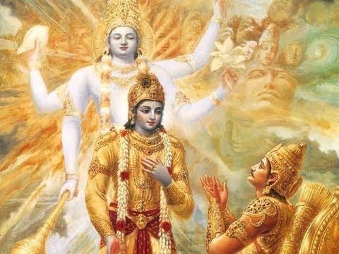 Bhagavad Gita chapter 1 with lyrics