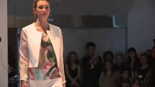 Défilé collectif des finissants du programme en design et stylisme de la mode