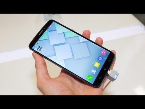 Alcatel One Touch Hero (IFA 2013)
