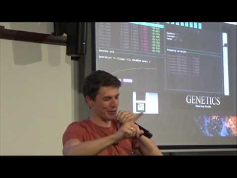 SydJS - Genetic Algorithms in JavaScript