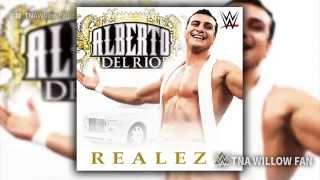 """WWE Alberto Del Rio 1st Theme Song """"Realeza"""" 2015 ᴴᴰ"""