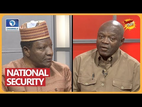 Buhari Keeping Security Chiefs Is Breaching The Law - Security Experts