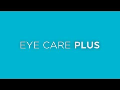 EYE CARE PLUS INTRODUCTION - Eye exercises and eye tests