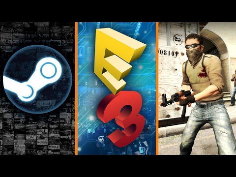 Steam Hit With Malicious Code + E3 Opens To The Public + CSGO Player Banned 1,000 Years - The Know