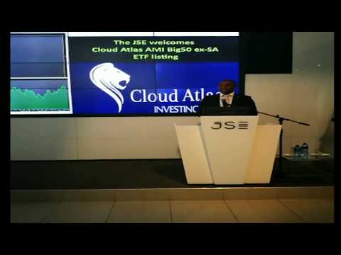 JSE listing speech of the AMIB50