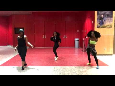 Envy Us Choreography | Island Gyalz and Yaad Boyz