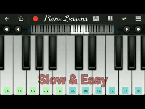 Luis Fonsi - Despacito ft. | Piano Cover | Perfect Piano Apk