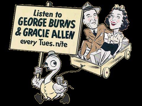 The Burns and Allen Show - w/Guest Frank Sinatra - 08/31/42 (HQ) Old Time Radio Comedy