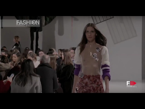 CALVIN KLEIN Fall Winter 2017-18 New York - Fashion Channel