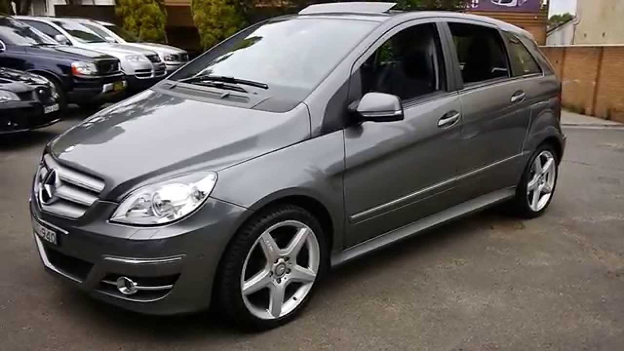 2010 mercedes b200 turbo youtube. Black Bedroom Furniture Sets. Home Design Ideas
