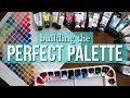 Building the PERFECT WATERCOLOR PALETTE - ad