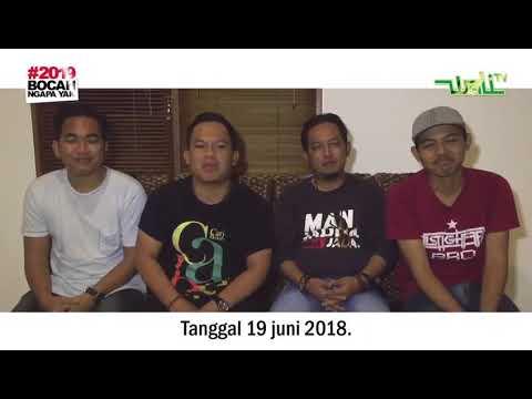 Wali band ! Hadir di Kandangan,Kalimantan Selatan
