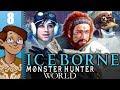 Let's Play Monster Hunter World: Iceborne Part 8 - Barioth