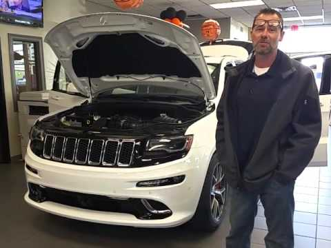 2016 Jeep Grand Cherokee Srt Seth Wadley Dodge Pauls Valley And Norman Area Dealership