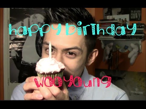 Happy Birthday Wooyoung!