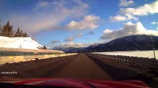 Timelapse Drive Auburn to Yakima Washington 2 22 16