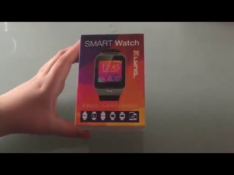 smartwatch Xlyne Review