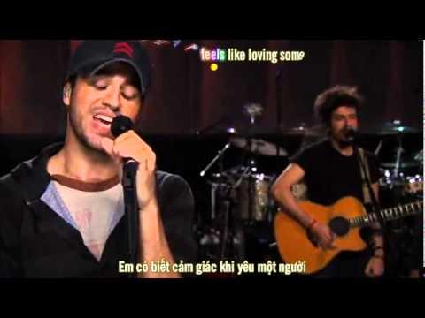 [Vietsub + Kara] Do you know - Enrique Iglesias