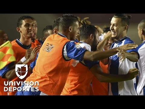 Honduras manejó el ritmo del partido y Costa Rica sólo le sacó el empate